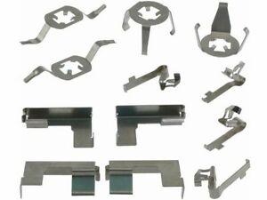 Front Brake Hardware Kit 9ZMF72 for Geo Metro 1989 1990 1991 1992 1993 1994