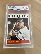1964 Topps Jim Schaffer #359 PSA 8.5 NICE!