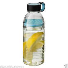 Bottiglie e thermos trasparenti plastici