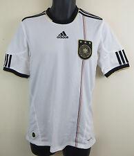 Adidas Germany 2010-12 Football Shirt Soccer Jersey Trikot Maglia Mens Small S
