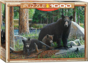 New Discoveries Eurographics 1000 Piece Jigsaw Puzzle New Brand sealed