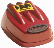 Danelectro D-1 Fab Distortion Electric Guitar Effects Pedal