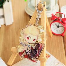 Fate/Grand Order  Archer Gilgamesh Acrylic Keychain Keyring Gift
