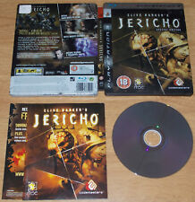 Playstation 3 Spiel Jericho PS3 Game + Steelbook + Handbuch + Bonus Code