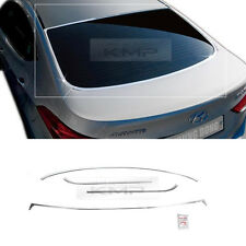 Chrome Rear Glass Cover Molding Trim K872 for HYUNDAI 2011 - 2016 Elantra MD