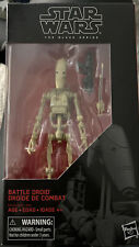 Star Wars The Black Series Battle Droid  Toy 6-inch Scale