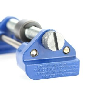 Sturdy Honing Jig Blue Adjustable Honing Guide Metal for Sharpening Wood Chise