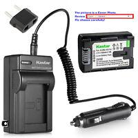 Kastar Battery AC Charger for JVC BN-VG114 & JVC Everio GZ-HD500SEU GZ-HD620-B