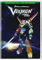 Voltron: Legendary Defender - Seasons 1 & 2 [New DVD] Boxed Set