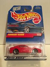 Hot Wheels 1999 Ferrari 445m Vhtf