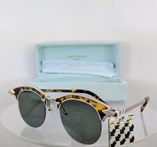 95f774786747 Brand New Authentic Karen Walker Sunglasses BUCCANEER Tortoise Gold 47mm  Frame
