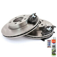 Brake Discs Brake Pads Rear For Iveco Daily IV Pickup/