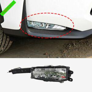 For LEXUS NX200t NX300h NX200 2015-2016 LED Front Bumper Fog Lamp Repair Kit 2X