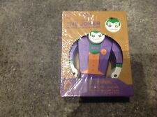 New & Sealed Lootcrate The Joker Wooden Figure DC Comics