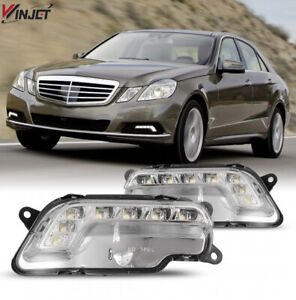 WINJET OE-Style LED Daytime Running Lights Fits 2011-2013 Mercedes Benz R350