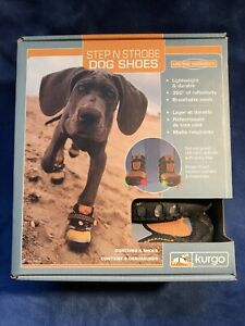 [NEW] Kurgo Step n Strobe light up Dog Shoes