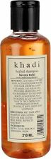 Khadi Herbal Henna Tulsi Shampoo Herbal Product Natural Goodness - 210ml