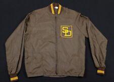 Vtg 1980s San Diego Padres Windbreaker Medium mlb baseball american t-shirt