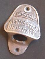 Beer Fridge Funny Humorous Warning Sign Vintage Look Metal Plaque mancave shed