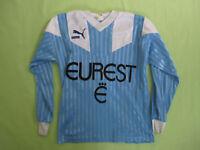 Maillot Puma vintage EUREST Jersey Enfant Porté #5 Shirt Bleu - XS