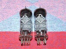 M.P. <> EF800 TELEFUNKEN QUALITY LIKE EF804S EF806S UP-GRADE OCTAVE HP 500 SE!
