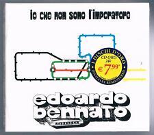EDOARDO BENNATO IO CHE NON SONO L'IMPERATORE CD F.C. DISCHI D'ORO SIGILLATO!!!
