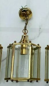 Gold Light Fitting Ceiling Hanging Chandelier Drop 1lamp for sale2  more in stok