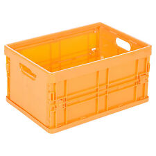 Small Plastic Storage Collapsible Boxes Organiser Sorter Stackable Bits & Bobs