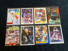 Ken Griffey Jr. 15 Card Lot - Seattle Mariners