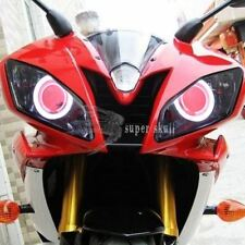 Assembly Headlight Red Demon Angel Eye Projector HID for Yamaha YZF R6 2006 2007