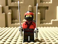 LEGO The Ninjago Movie Kai Fire Ninjag Mini figure 70618 70611