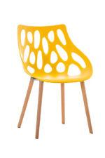Stuhl Hailey Farbe gelb #151096807