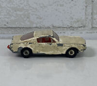 Matchbox Lesney Ford Mustang #8 with Steering   dr67