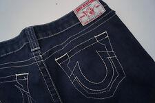 TRUE RELIGION Rockstar Stella Damen stretch Jeans Hose 27/30 W27 L30 darkblue :