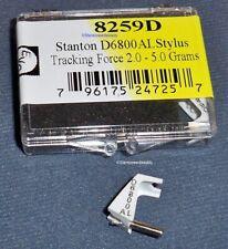 EV 8259D Stanton D6800AL D6807A D6800SL DJ Disco NEEDLE STYLUS 822-D7AL