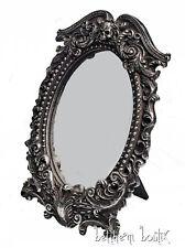 Goth Alchemy Miroir Victorien Masque of the Black Rose à Fixer ou Poser Gothique