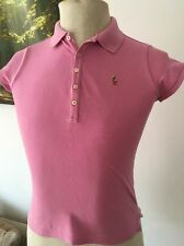 Ralph Lauren Polo Neck Fitted Tops & Shirts for Women