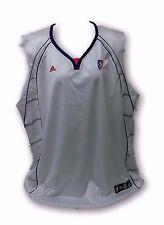 WNBA Adidas White Color Women's Basketball Jersey Size 3X-Large