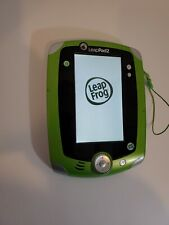Leapfrog LeapPad 2 Green With 5 Cartridge Games And Hello Kitty Case