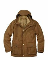 NWT Timberland Men's Mt Davis 3-in-1 Waxed Canvas Jacket Winter Heavy Coat A1C9Q