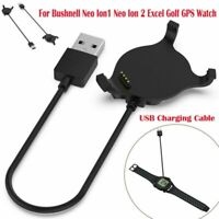 USB Charge Câble Chargeur Pour Bushnell Neo Ion1 Neo Ion 2 Excel Golf GPS Watch