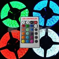 5M Waterproof 5050 SMD RGB 300 LED Strip + Controller M