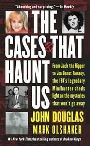 The Cases That Haunt Us - Mass Market Paperback By Douglas, John E. - GOOD