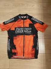 BMC MEN'S CYCLING JERSEY SIZE M VERY GOOD CONDITION