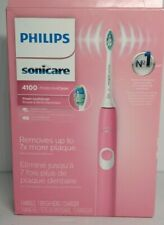 Philips Sonicare ProtectiveClean 4100 Rechargeable Electric Toothbrush , Deep Pi
