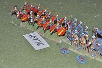 25mm roman era / roman - infantry 24 figs - inf (10776)