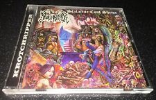 Krotchripper - Stalactite Cunt Shrine CD Rare OOP