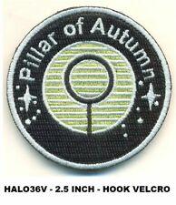 HALO Pillars of Autumn HOOK VEL-KRO PATCH - HALO36V