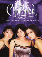 Charmed - The Complete First Season (DVD, 2005, 6-Disc Set) Factory Sealed