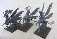 Warhammer 40K Chaos Daemon Daemon Plague Drones of Nurgle army  lot